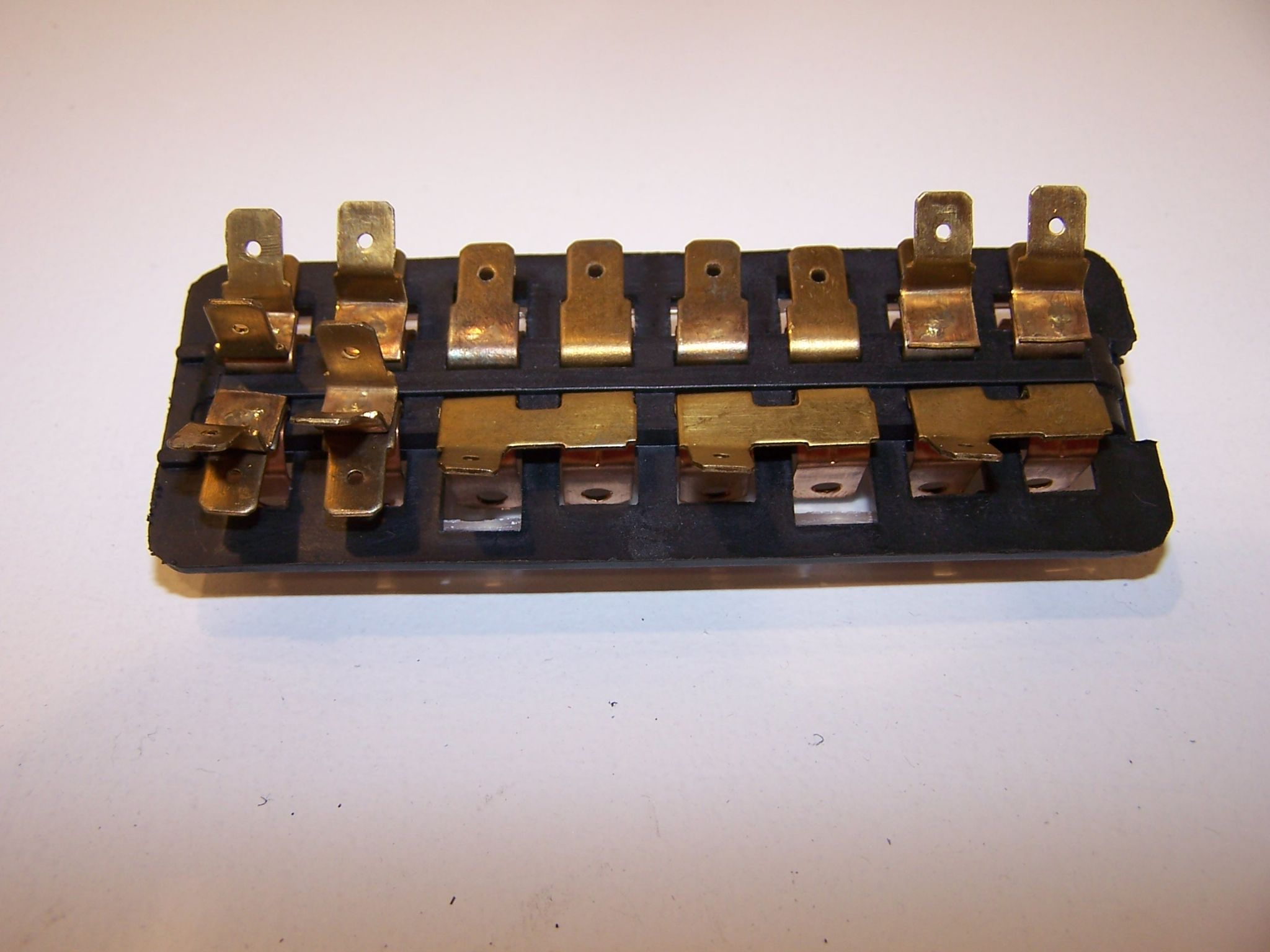 1967 vw bug fuse box fuse box with cover 8 row vw beetle 1960-1966 t2 split ... #6